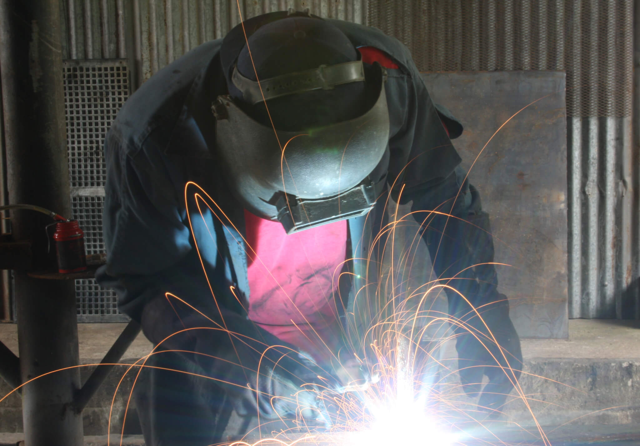 Learn How To Weld Today