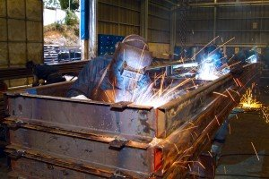 Mississippi steel welding training