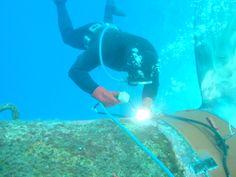 underwater welding school