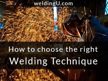 best welding techniques